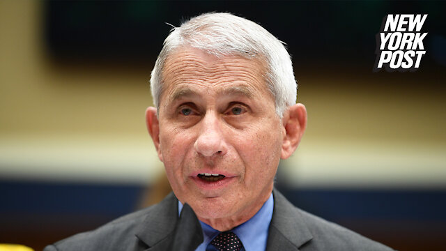 Fauci finally says vaccinated Americans don't need masks outside