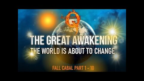 Fall Of Cabal Documentary - Deep State And Illuminati Movie