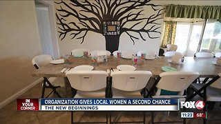 Local moms get a second chance