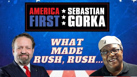 What made Rush, Rush. Bo Snerdley with Sebastian Gorka on AMERICA First