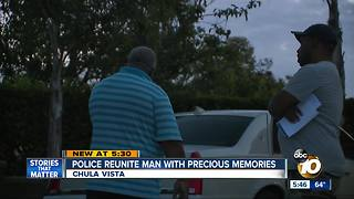 Man Reunited with his Mother's Memory - Video