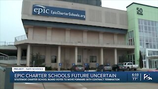 Epic Charter Schools future uncertain