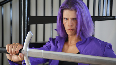 Dragon Ball Z Fan Becomes The Real Life Trunks: HOOKED ON THE LOOK