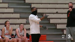 Loveland coach Darnell Parker is grateful to celebrate life on his Thanksgiving birthday