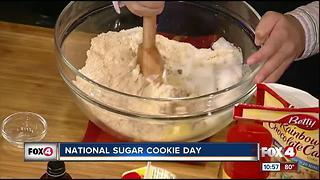 National Sugar Cookie Day - Video
