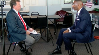 Cleveland Mayor candidate Zack Reed - Video