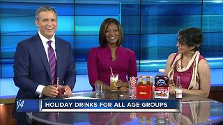 Ask the Expert: holiday drinks for all age groups - Video