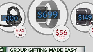 Group gifting made easier - Video