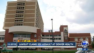 Former coma patient files suit claiming she was raped at Denver Health - Video