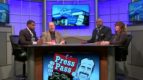 Press Pass All Stars: 11/11/18