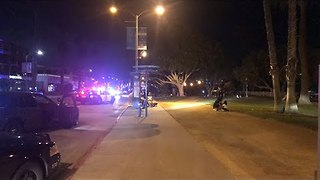 Police Respond to Shooting Incident in Santa Monica - Video