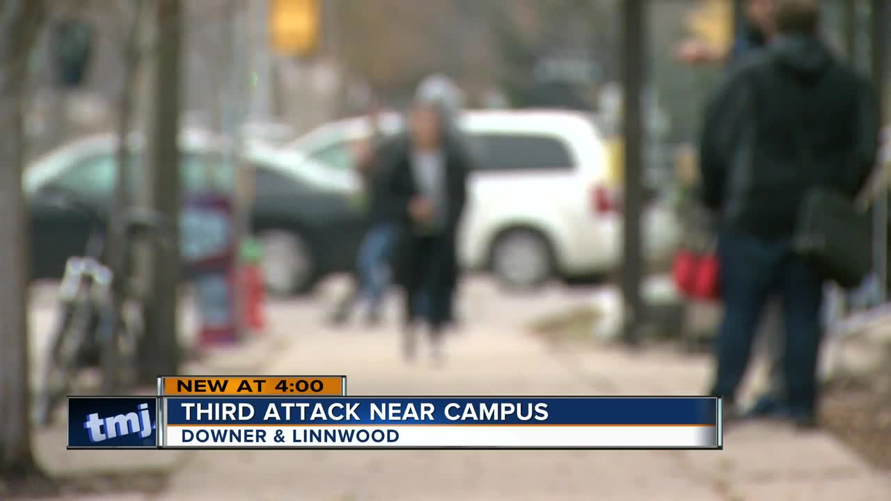 Assault reported on University of Wisconsin-Milwaukee campus