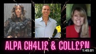 Charlie and Colleen Visit Alpa Soni LIVE: The INSURRECTION ACT