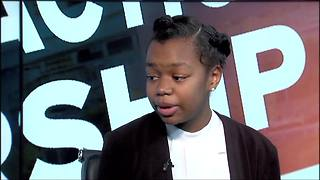 TMP Community Action Partnership interview Janae - Video