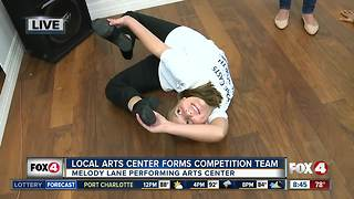 Melody Lane Performing Arts Center sends competition team to Junior Theater Festival - Video
