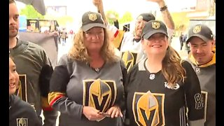 Vegas Golden Knights fans share Game 4 predictions