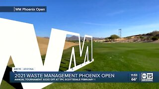 Changes to the 2021 Waste Management Phoenix Open