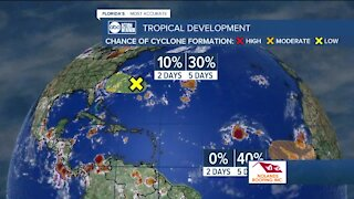 Tracking the Tropics | September 7 morning update 2