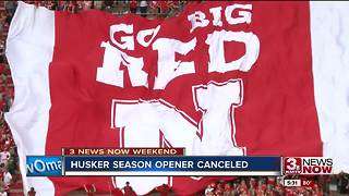 Bill Moos releases statement on Akron cancellation - Video