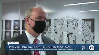Detroit FBI 'laser-focused' on preventing acts of domestic terrorism in Michigan