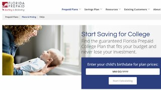 State announces $1.3 billion in savings and refunds for Florida Prepaid customers
