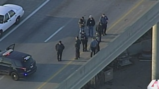 Police investigate shooting on SB 71 Highway - Video