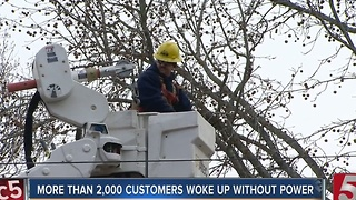Squirrel, Crash Knocks Out Power To Thousands