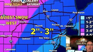 Saturday Snow - Video