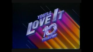 Commercial for Channel 13 in 1980s
