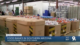 Community Food Bank of Southern Arizona in need of volunteers