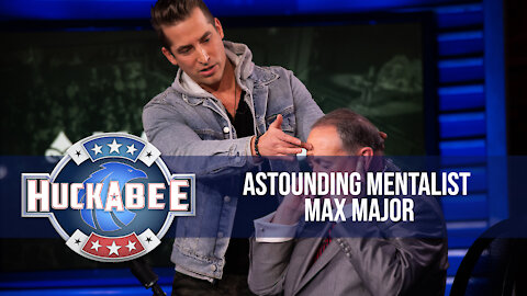 HOW DID HE KNOW HIS PIN?! | Astounding Mentalist Max Major | Jukebox | Huckabee