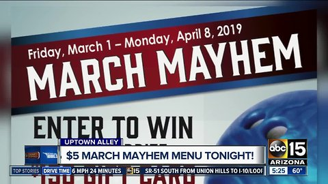 Where to score 'March Mayhem' deals in the Valley!