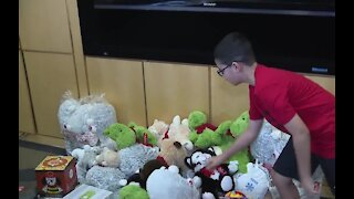 Nonprofit collecting teddy bears for children at Vegas-area hospitals