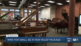 Small business owners welcome news of second wave of stimulus funding