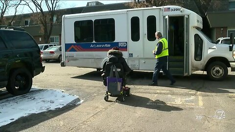 Colorado lawmakers hear from people with disabilities as RTD struggles to provide service
