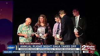 Annual Fligh Night Gala takes off - Video