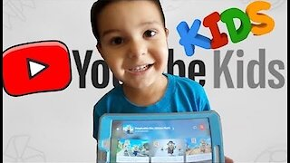 Kids Youtube Noah Talks About Youtube