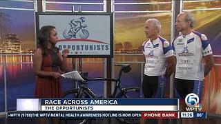 Race Across America - Video