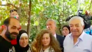 Palestinian Activist Ahed Tamimi Released From Israeli Prison - Video