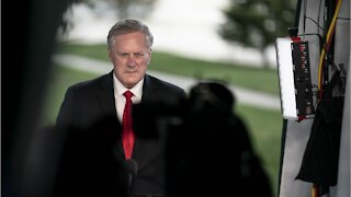 White House Chief Of Staff Mark Meadows Broke COVID-19 Rules