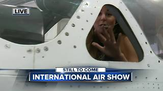 International Air Show Tease - Video