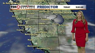 FORECAST: Above Average Heat Continues