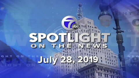 Spotlight on the News: MI. Gov. Gretchen Whitmer's first 6 months in office & science in Detroit