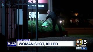Police investigating deadly Glendale shooting - Video