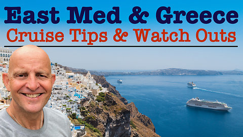 Cruising Greece and Greek Islands Tips And Watch Outs