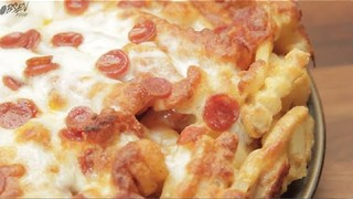 Pizza Fries!!!!! - Video