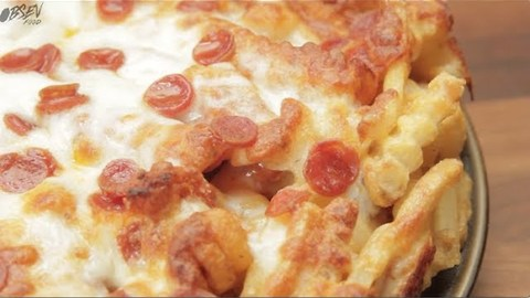 Pizza Fries!!!!!