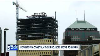 Here's an update on all downtown construction