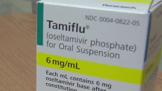 Tamiflu supply short with flu cases spiking at emergency rooms - Video