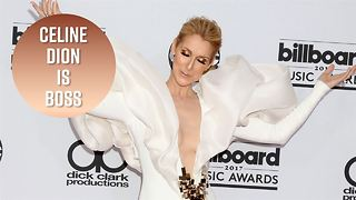 Celine Dion turns down journalist in the most epic way - Video